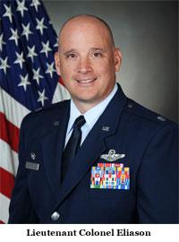 Lieutenant Colonel MIchael Eliason