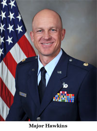 Major Michael Hawkins