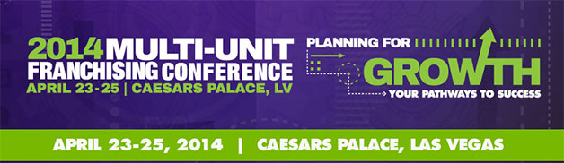 2014 Multi-Unit Franchising Conference