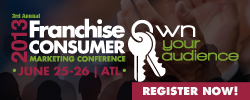 Franchise Consumer Marketing Conference