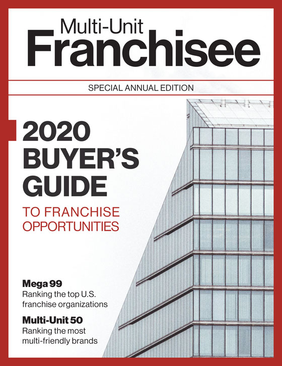 2020 Buyer's Guide to Franchise Opportunities
