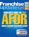 Highlights From The 2013 Annual Franchise Development Report (AFDR)
