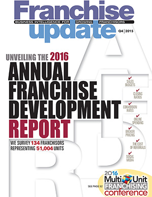 Unveiling the 2016 Annual Franchise Development Report
