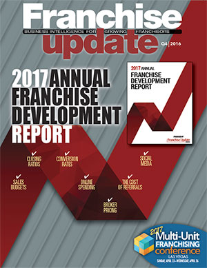 2017 Annual Franchise Development Report