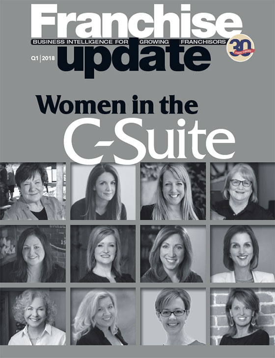 Women in the C-Suite