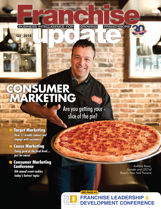 Consumer Marketing: Are you getting your slice of the pie?