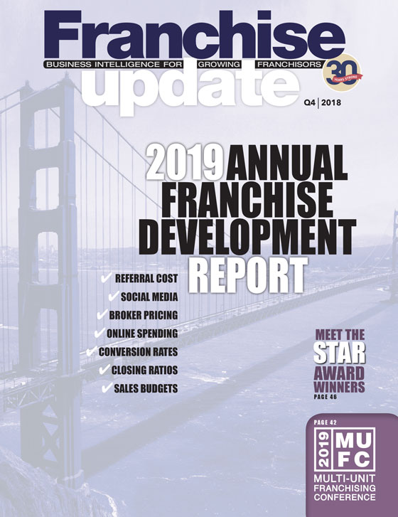 2019 Annual Franchise Development Report