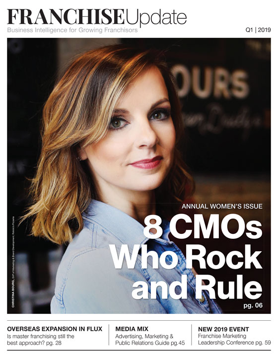 Annual Women's Issue: 8 CMOs Who Rock and Rule