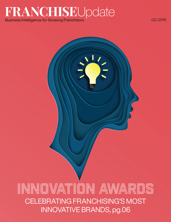 Innovation Awards: Celebrating Franchising's Most Innovative Brands