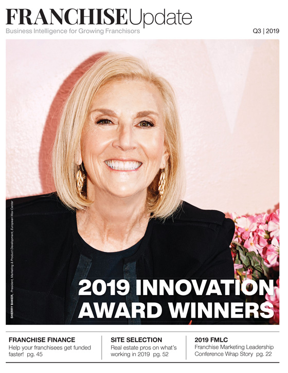 2019 Innovation Award Winners