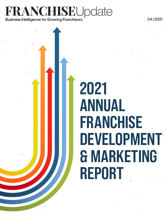 2021 Annual Franchise Development & Marketing Report