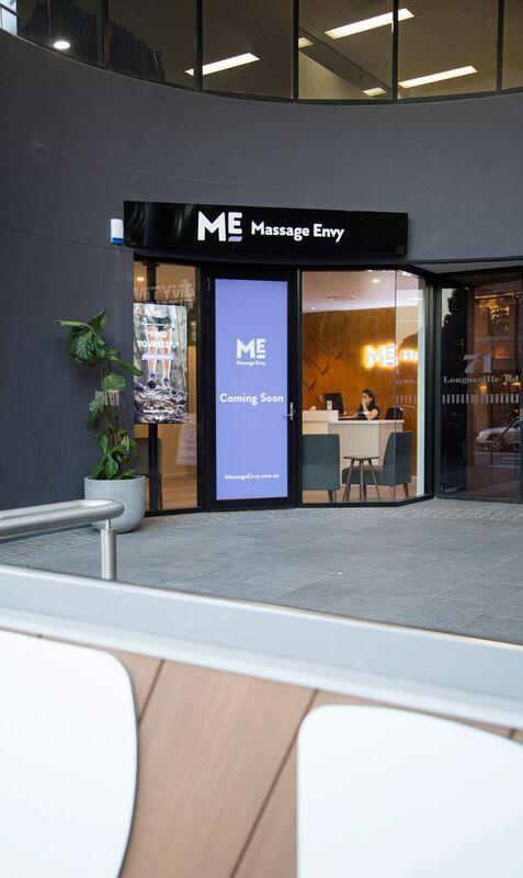 Massage Envy store front