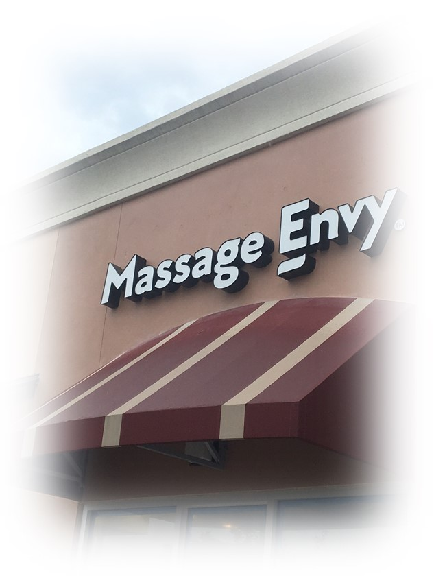 Massage Envy store front