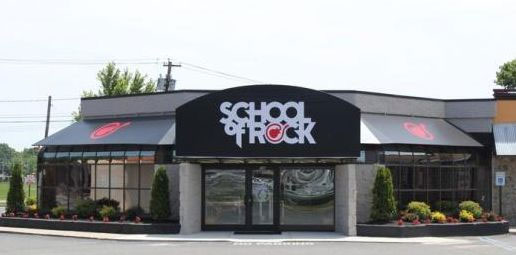 School of Rock exterior