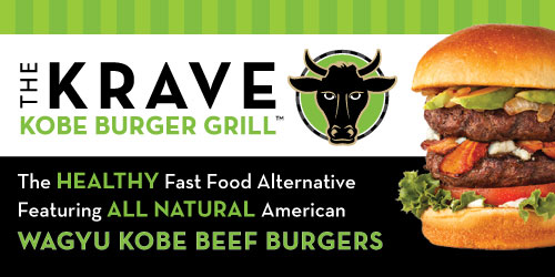 The Krave Kobe Burger Grill